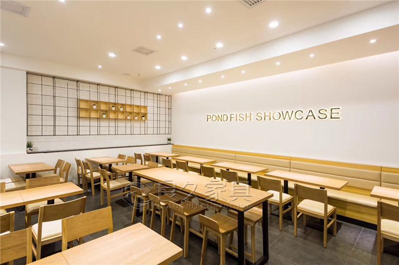 塘小鱼餐厅广州珠江新城花城汇中区店店案例